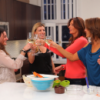 Can You Turn Kitchen Time into Time With Your Girlfriends?